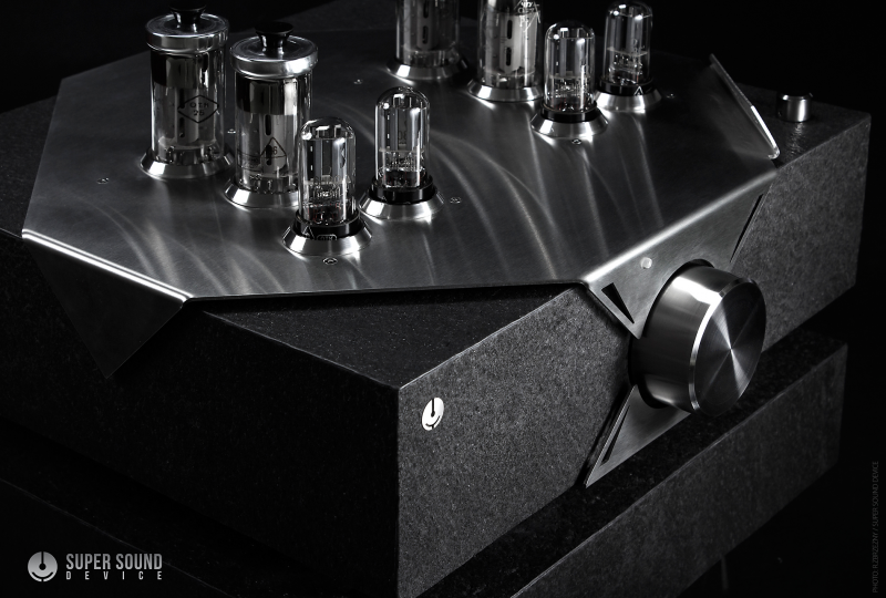 Valve amplifier SE-PP30